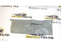 Утеплитель радиатора Патриот (дорестайлинг)  светло-серый Полиэстер 600д, войлок