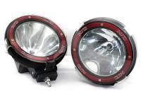 Фара дополнительного освещения 7 (лампа ксенон) 55w